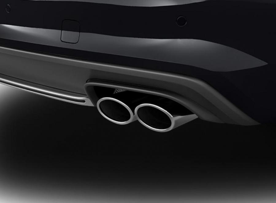 Выхлопная система Audi S4 для Audi A4
