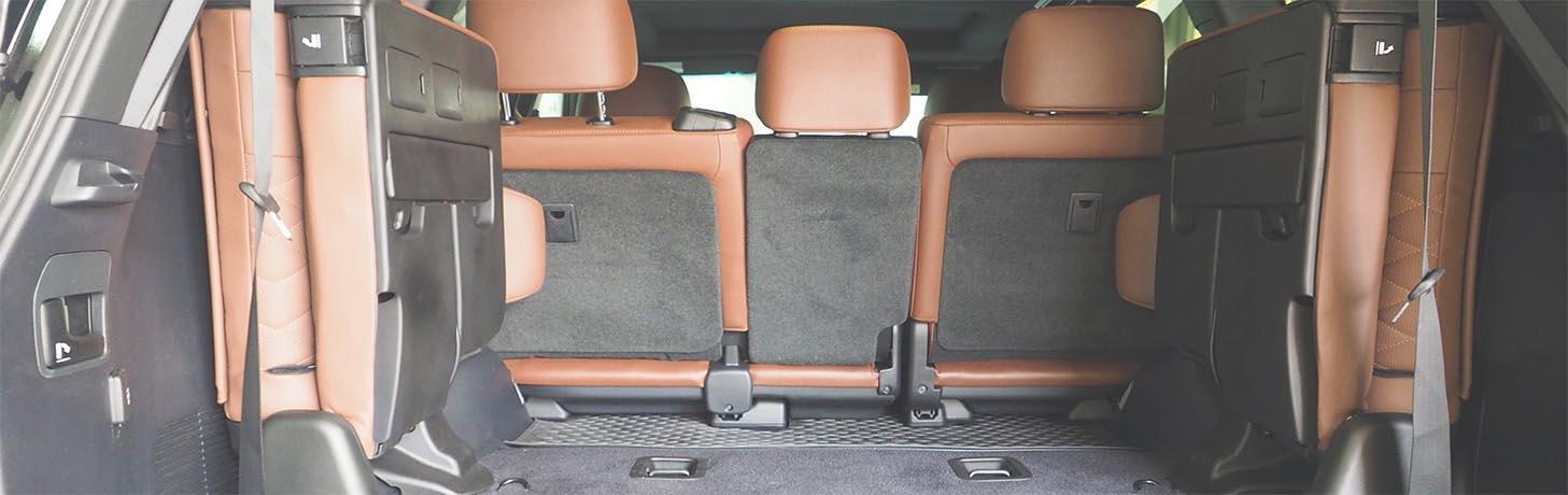 <p>Третий ряд сидений на Toyota, Lexus, Audi, Mitsubishi и др. по запросу</p>