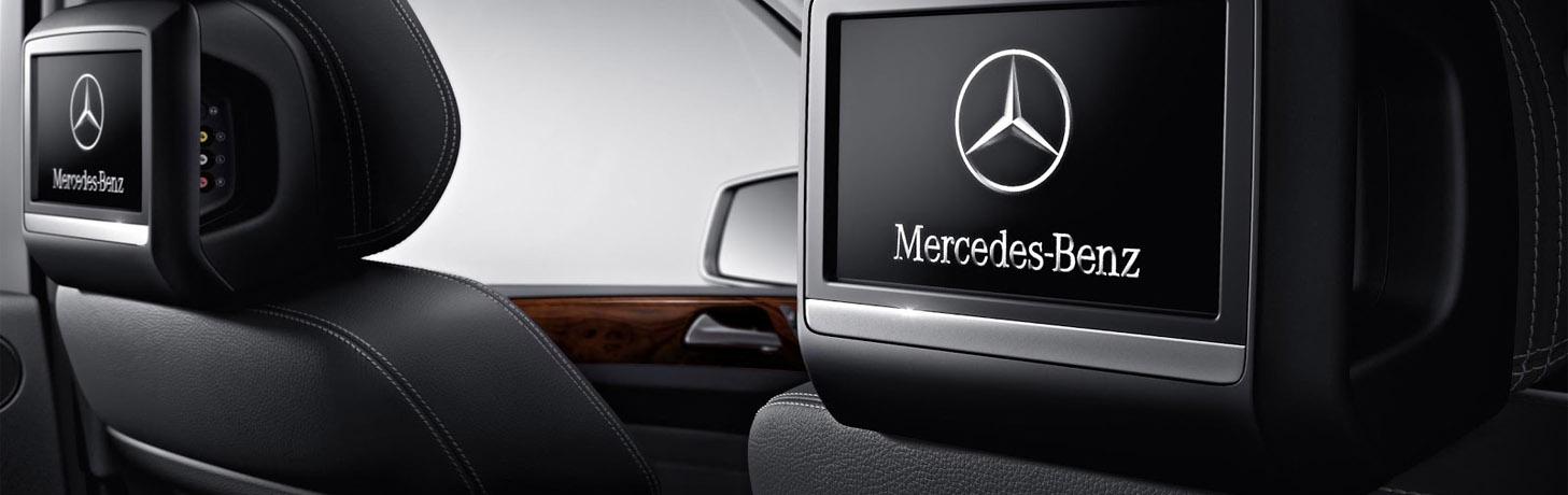 <p>Установка монитора для заднего пассажира (Потолочный монитор, монитор на спинку сидений, монитор между передними сидениями) Монитор на центральную консоль либо монитор между сидениями</p>