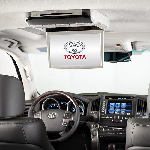Монитор потолочный Toyota