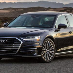 Audi A8 4N