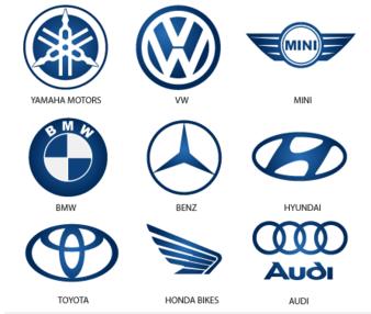 По модели автомобиля