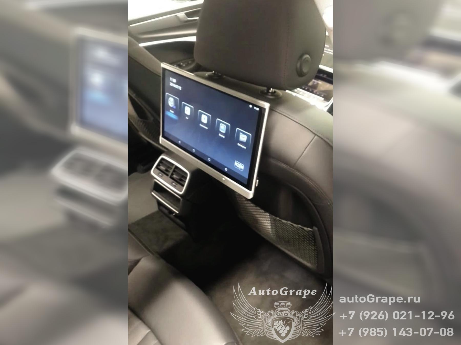 Монитор для заднего пассажира